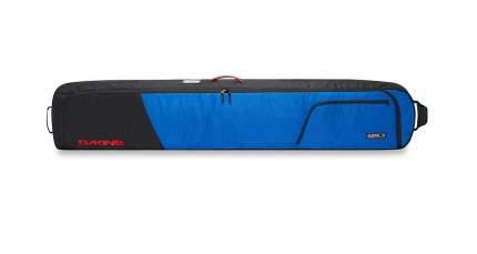 Чехол для горных лыж Dakine Fall Line Ski Roller Bag, scout, 190 см