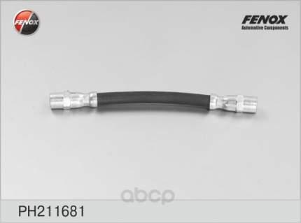 Шланг тормозной FENOX PH211681