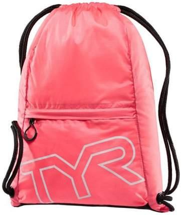 Рюкзак TYR Drawstring Backpack, 13 л, 670 pink