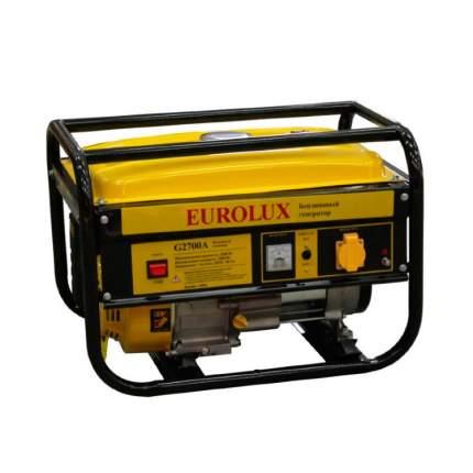Электрогенератор EUROLUX G2700A (арт, 64/1/36)
