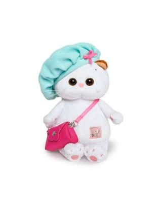Мягкая игрушка BUDI BASA Ли Ли Baby с сумочкой в берете 20 см