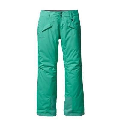 Спортивные брюки Patagonia Insulated Snowbelle, aqua stone, L INT