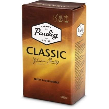 Кофе молотый Paulig classic 500 г