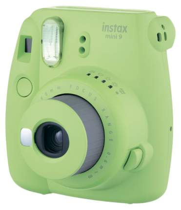 Фотоаппарат моментальной печати Fujifilm Instax Mini 9 Set Fest