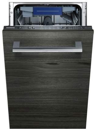 Встраиваемая посудомоечная машина 45 см Siemens SR 615 X 11 IR