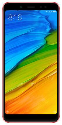 Смартфон Xiaomi Redmi Note 5 64Gb EU Red