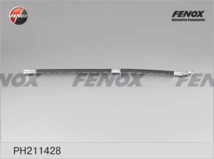 Шланг тормозной системы FENOX PH211428 передний левый