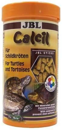 Корм для рептилий JBL Calcil с минералами для черепах 7029280 250мл
