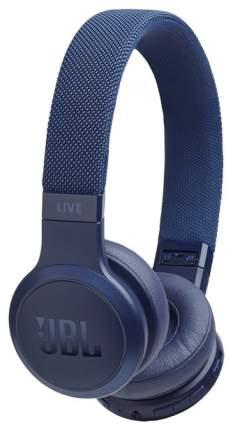 Беспроводные наушники JBL Live 400 BT Blue