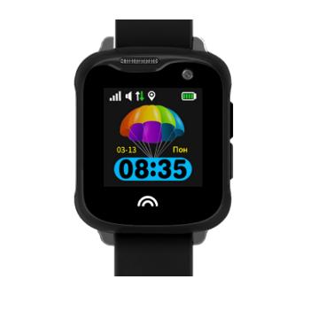 Детские смарт-часы Smart Baby Watch D7 Black/Black