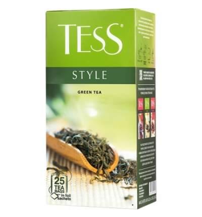 Чай зеленый Tess style 25 пакетиков