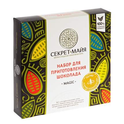 Набор для приготовления шоколада Секрет Майя мэджик хани