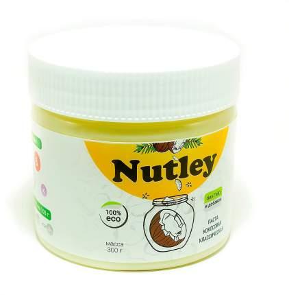 Паста Nutley кокосовая 300 г