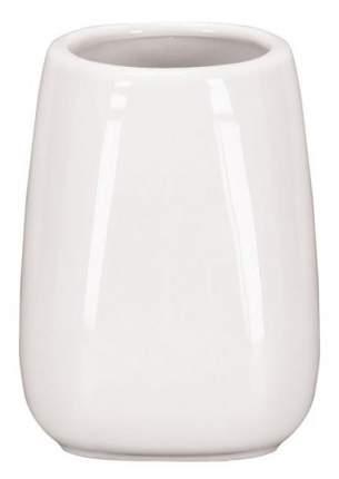 Стакан для зубных щеток Kleine Wolke Cone керамика Белый