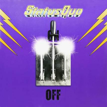 """Виниловая пластинка Status Quo """"The Last Night Of The Electrics"""" (3LP)"""