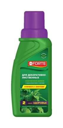 Удобрение для декоративно-лиственных растений Bona Forte (КРАСОТА), 285 мл