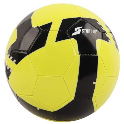 Футбольный мяч Start Up E5120 №5 lime/black