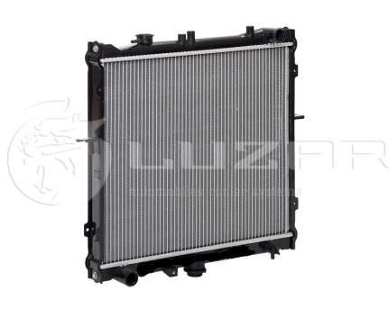 Радиатор охлаждения для а/м kia sportage i (93-) mt (lrc 0812) Luzar LRc 0812