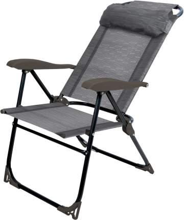 Кресло-шезлонг 2 складное Nika КШ2 венге