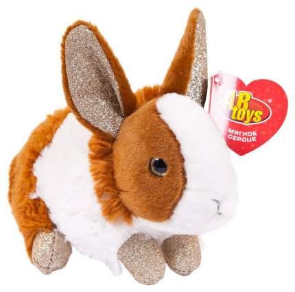 Мягкая игрушка ABtoys Кролик, 18 см