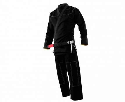 Кимоно для джиу-джитсу Adidas Challenge 2.0 черное A1