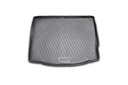 Коврик в багажник Element для FORD Focus 3 Hatchback, 04/2011-2015, полиуретан
