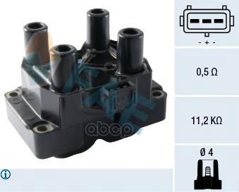 Катушка зажигания FAE 80289