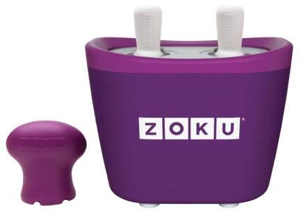 Форма для мороженого Zoku Duo Quick Pop Maker Фиолетовый