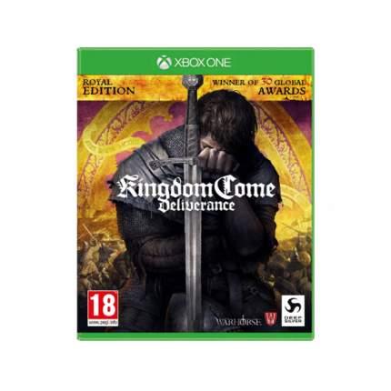Игра Kingdom Come Deliverance Royal Edition для Xbox One
