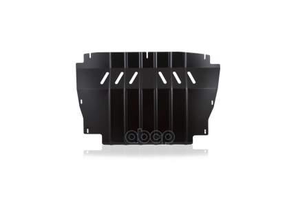 Защита колесной арки TOTEM LEXUS RX270/350/450h, 2012 передняя левая