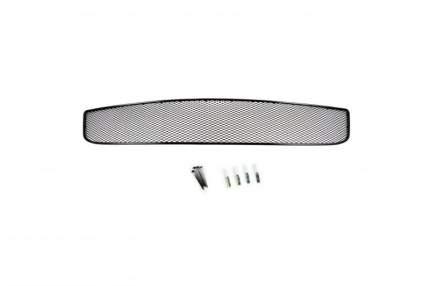 Сетка на бампер внешняя arbori для VW Caddy 2015, черная, 10 мм
