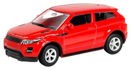 Машина металлическая RMZ City 1:64 Range Rover Evoque красный 344011S-RD