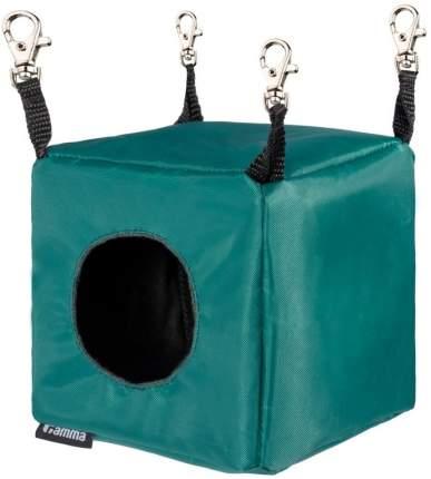 Домик Куб для грызунов Gamma 13 см