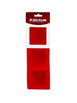 Форма для выпечки Attribute ABS208 Желтый, голубой, красный