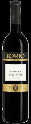 Вино Romio Sangiovese di Romania Superiore, Caviro, 2015 г.