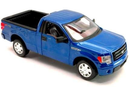 Машинка Maisto синяя - Ford F-150 Stx 2010г 1:24
