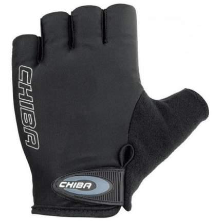 Перчатки для фитнеса мужские Chiba Allround Line Allround, черные, L INT