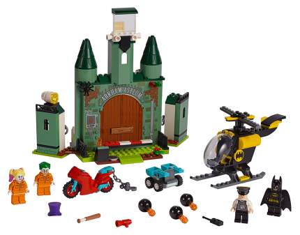 Конструктор LEGO Super Heroes Бэтмен и побег Джокера