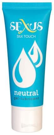 Гель-смазка Sexus Silk Touch Neutral на водной основе 50 мл