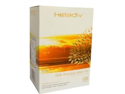 Чай черный листовой Heladiv OPA 250 г