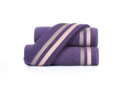 Банное полотенце Aquarelle Исландия фиолетовый