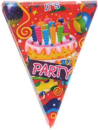 Гирлянда праздничная ACTION из флажков Вечеринка