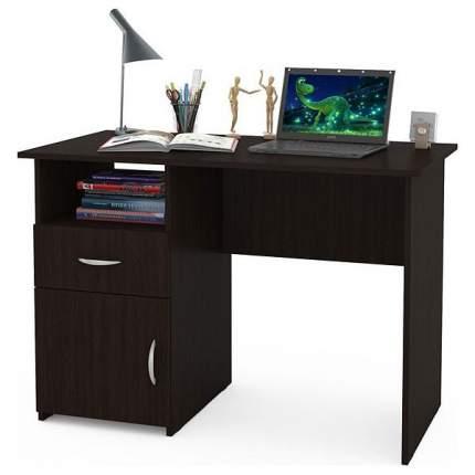 Письменный стол Mobi Комфорт 11 СК MOB_76630, венге магия