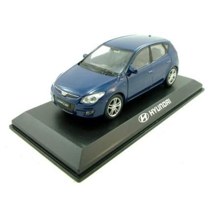Модель автомобиля  Hyundai-Kia A7F70AQ138PB 1:38 k3 цвет planet blue
