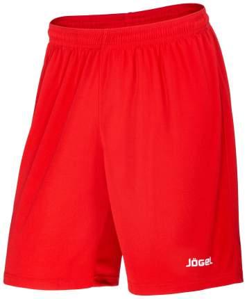 Шорты баскетбольные детские Jogel красные JBS-1120-021 YL