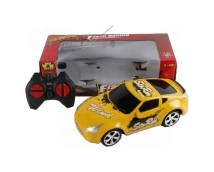 Машинка пластиковая радиоуправляемая Plastic Toy Flash Racing 8876-1