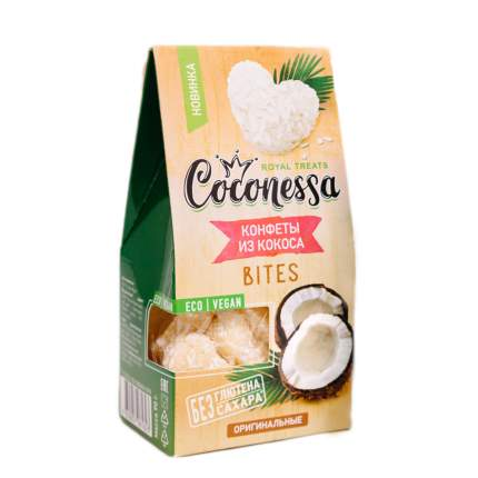 Конфеты  кокосовые  Оригинал 90 г