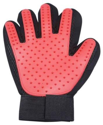 Щетка-рукавица для животных DogLemi Розовая