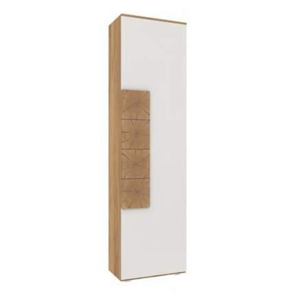 Платяной шкаф Любимый Дом LD_67898 25х59х215, кашемир/дуб золотой