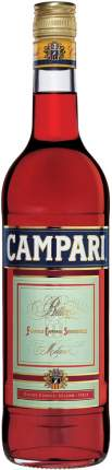 Аперитив Campari Bitter Aperitif 0.75 л